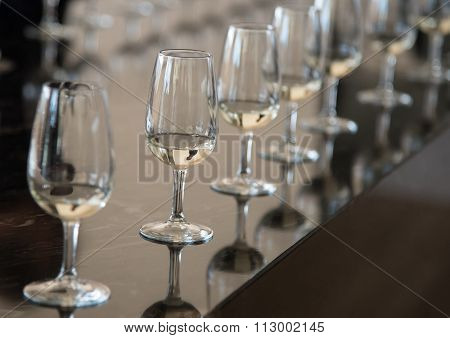 Crystal Wine Glasses For Wine Tasting