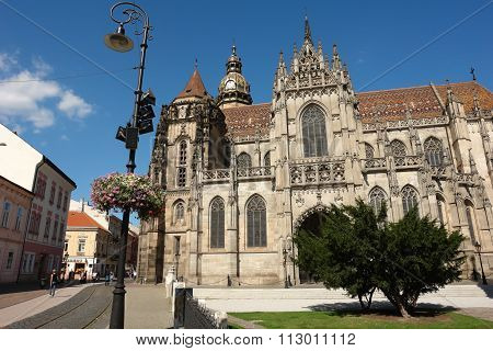 The Dome  In Kosice.