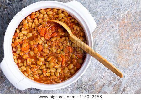 Baby Lima Bean Casserole