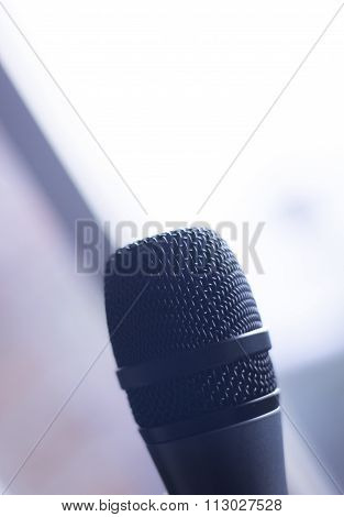 Audio Recording Studio Voice Microphone