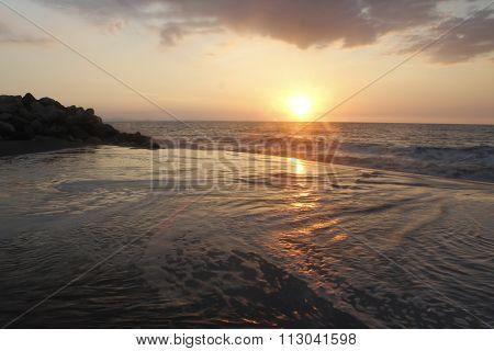 Bubbly Beach