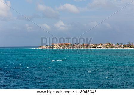 Resorts On Coast Of Aruba