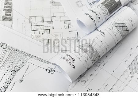 Architectural For Construction Drawings