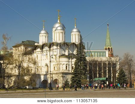 Moscow, Church Of Twelve Apostles