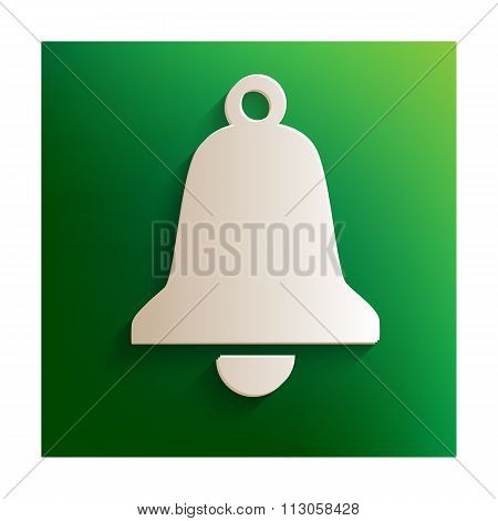 Ringing bell sign