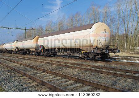 Train Waggon