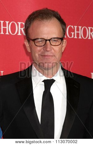 PALM SPRINGS - JAN 2:  Tom McCarthy at the 27th Palm Springs International Film Festival Gala at the Convention Center on January 2, 2016 in Palm Springs, CA