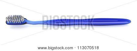 Blue Toothbrush.