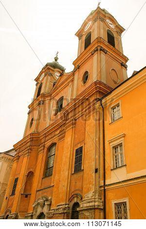 Historic Architecture In Sopron.