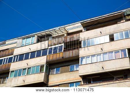 Building In Oradea.