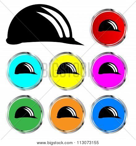Hard Hat Icons
