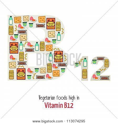 Vitamin B12 Vegetarian