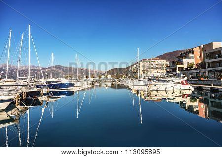 Hotel Regency In Porto Montenegro In Tivat, Montenegro