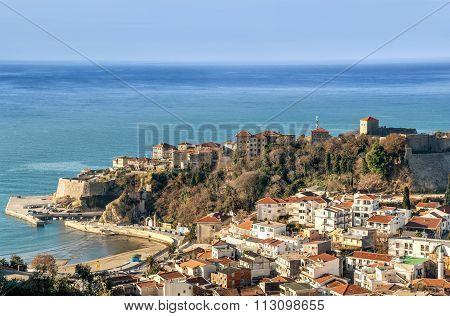 Ulcinj Old Town Peninsula, Montenegro
