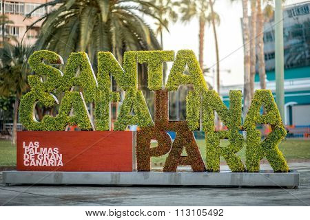 Santa Catalina park