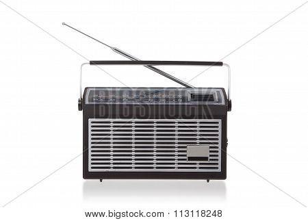 Portable Radio Isolated