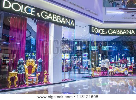 Dolce & Gabbana Store