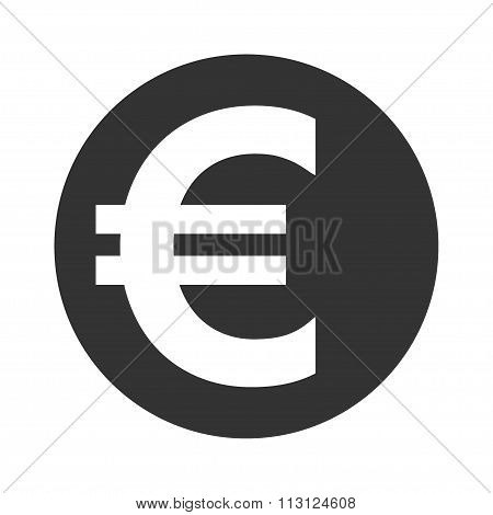 Euro Sign. Symbol Of Currency, Finance, Business And Banking.