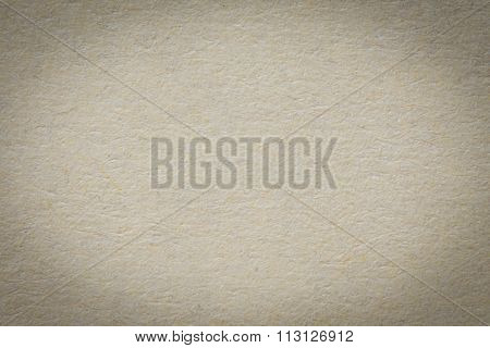 Paper Texture - White Kraft Sheet Background. Vintage Effect Style Pictures.