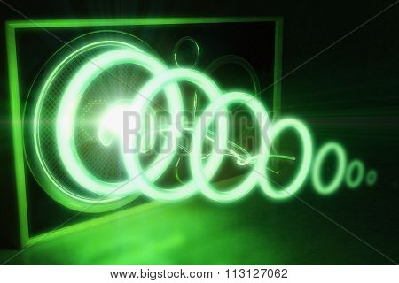 Sound Radio Wave