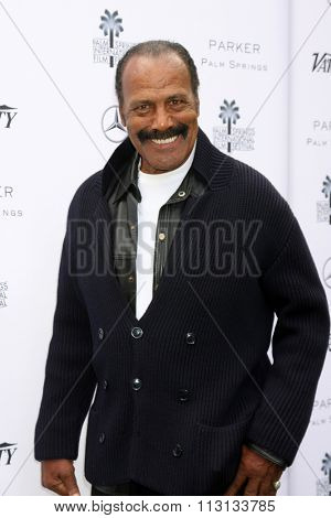 PALM SPRINGS - JAN 3:  Fred Williamson at the Variety Creative Impact Awards And 10 Directors To Watch Brunch at the The Parker Hotel on January 3, 2016 in Palm Springs, CA