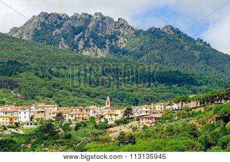 San Piero (isola D'elba Italy)