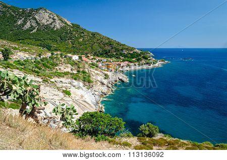 Pomonte (isola D'elba Italy)