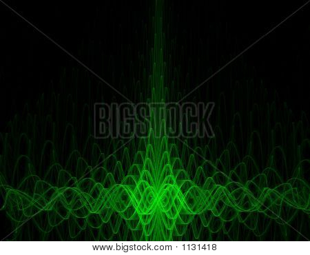 Oscillograph Background