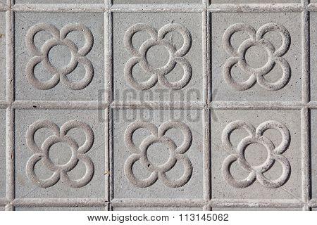 Barcelona Typical Floor Tiles