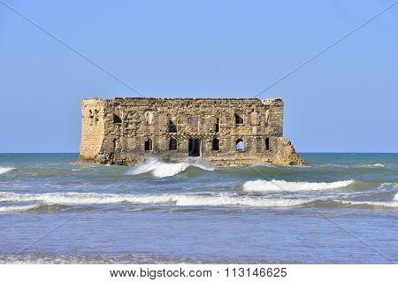 Old Prison In Tarfaya