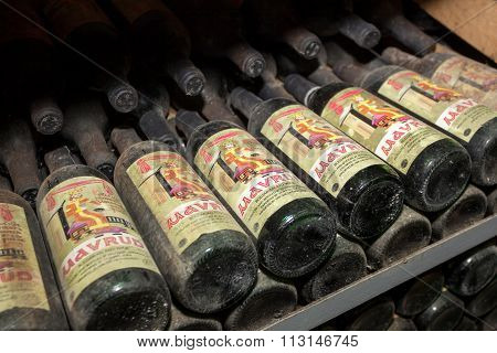 Bulgaria Wine Production