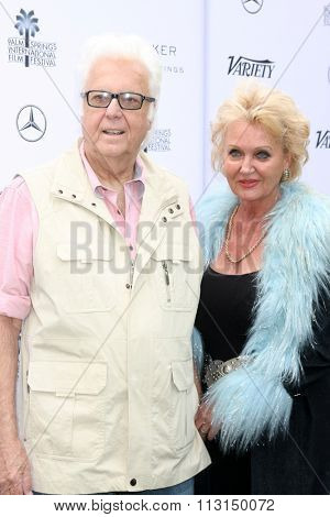 PALM SPRINGS - JAN 3:  Jack Jones at the Variety Creative Impact Awards And 10 Directors To Watch Brunch at the The Parker Hotel on January 3, 2016 in Palm Springs, CA