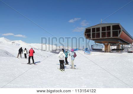 Valloire Ski Lift