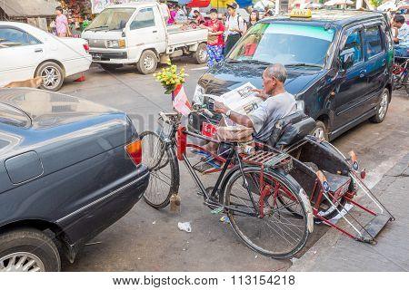Chinatown, Yangon