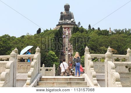 Big Buddha of Lantau