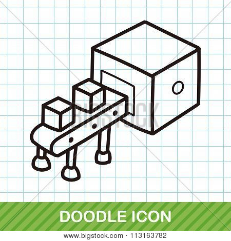 Conveyor Doodle
