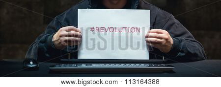 Revolution In Cyber Space