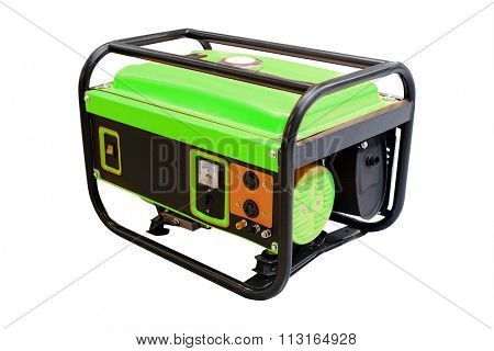 image of a portable power station