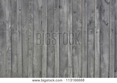 Old Rusty Wooden Wall Planks