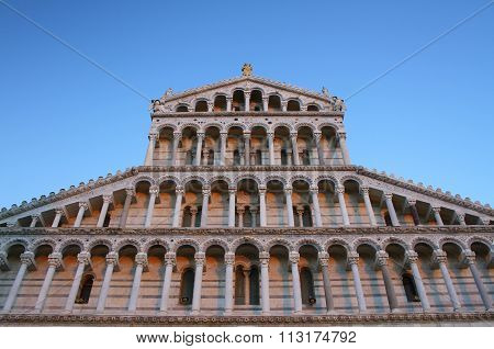 Pisa Cathedral in Italy