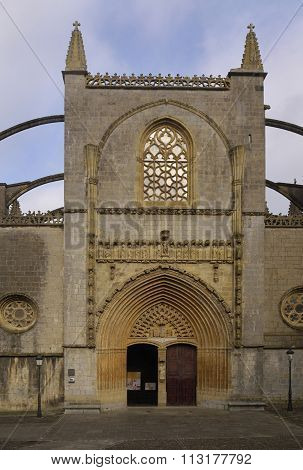 Church Of Santa Maria De Lekeitio, Basque Country, Spain