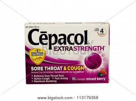 Cepacol Cough Lozenges