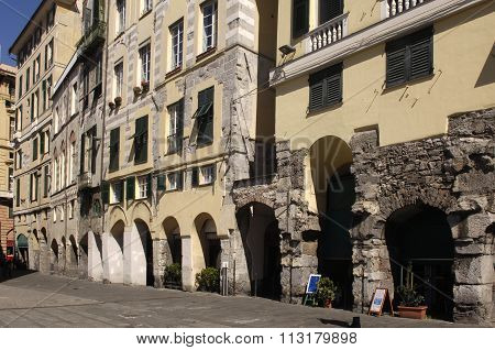 Via Frate Oliverio, Genoa, Italy