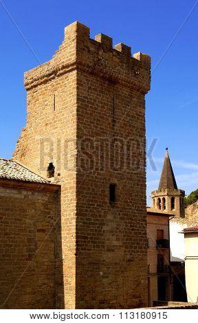 Prince Of Viana Palace, Sangüesa, Navarra, Spain