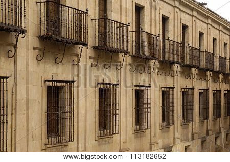 Forged Building, Salamanca, Spain