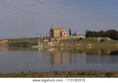 Nuestra Señora Del Castillo, Montamarta, Zamora, Spain