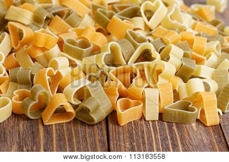 Durum Wheat Pasta With Vegetables