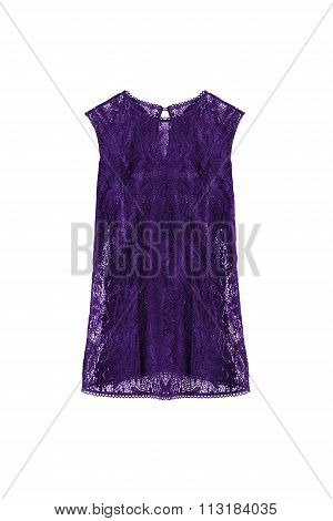 Lacy Tunic Isolated