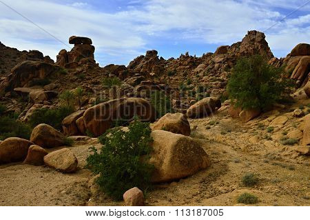 Rocks In Tafroute