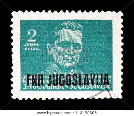 Yugoslavia 1949